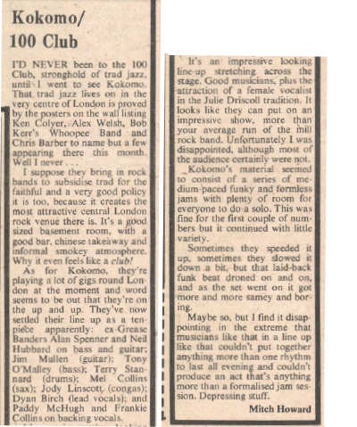 nme-review-100-club-july-1974