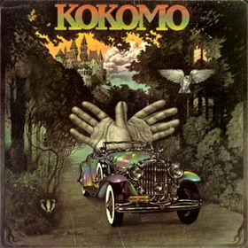 Kokomo album sleeve